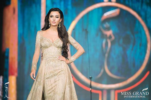 Who will be Miss Grand Ukraine (Queen of Ukraine) 2018? — Global