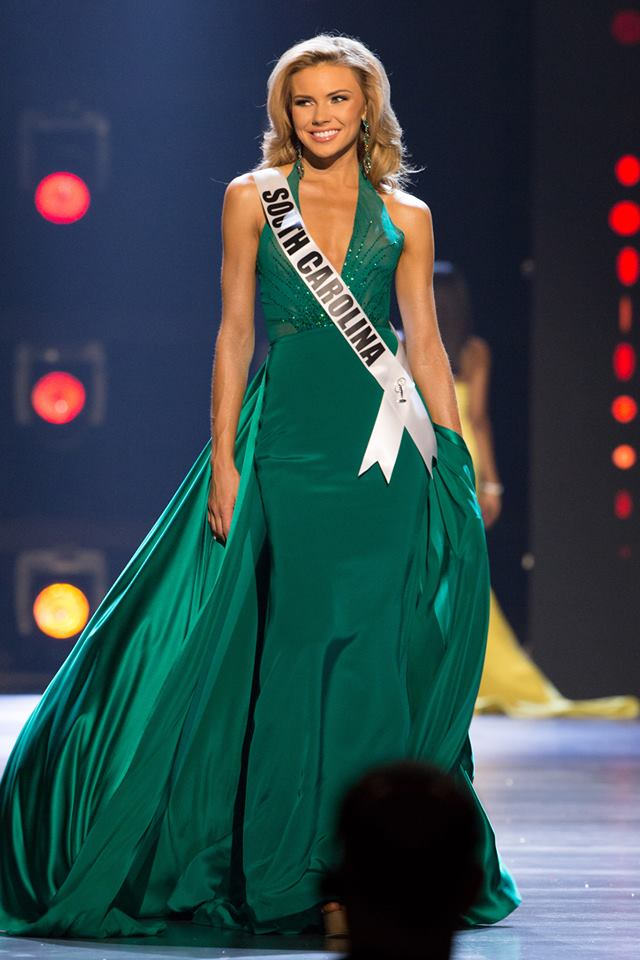 Miss USA 2018: GB\'s Top 15 in Preliminary Evening Gown — Global Beauties