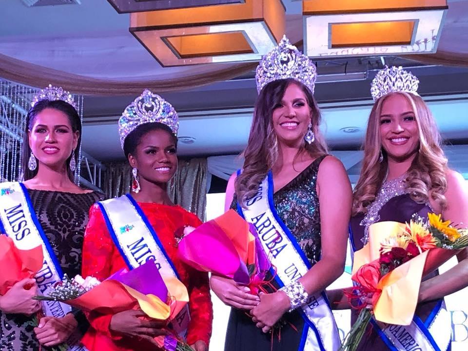 Nurianne Arias (ARUBA 2018) Aruba