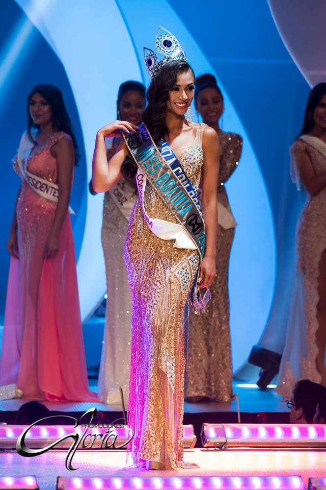 Miss World Bolivia