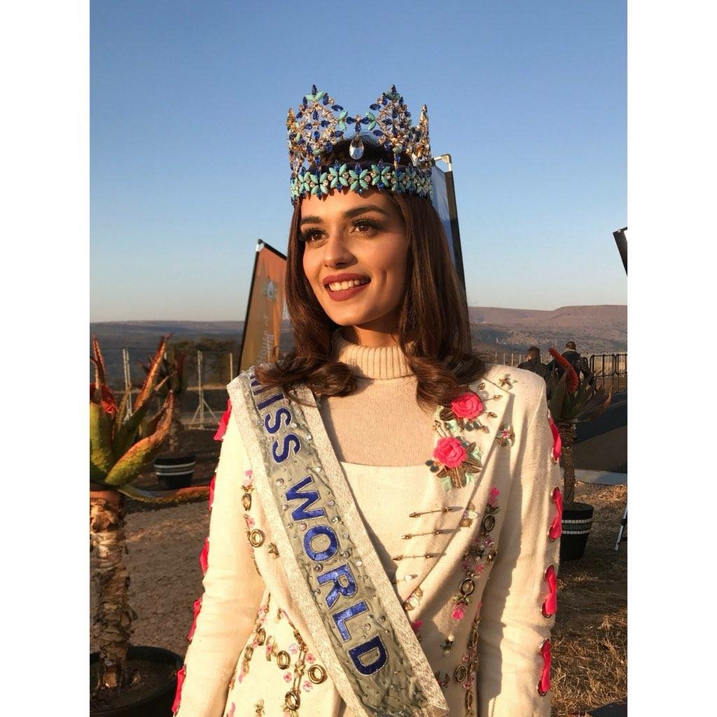 The Official Thread of Miss World 2017 ® Manushi Chhillar - India - Page 5 IMG_0285