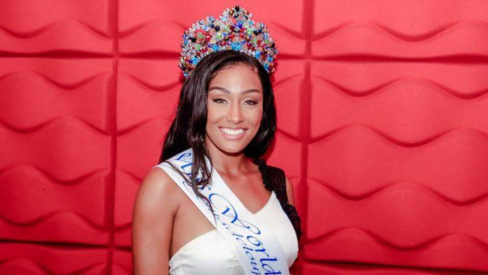 Morgane Theresine (GUADELOUPE 2018) Guadeloupe