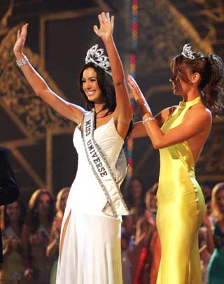 In 2005, Natalie Glebova won the title for Canada