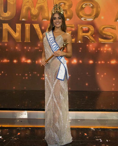 Colombia is ready to compete strongly in Miss Universe once again!