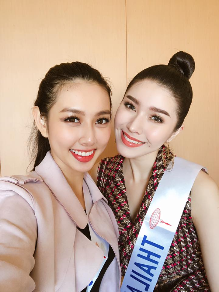 Road to Miss International 2018 - Official Thread - COMPLETE COVERAGE - Venezuela Won!! - Page 2 Thailand3