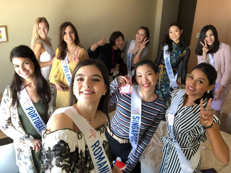 Road to Miss International 2018 - Official Thread - COMPLETE COVERAGE - Venezuela Won!! - Page 2 Thailand5