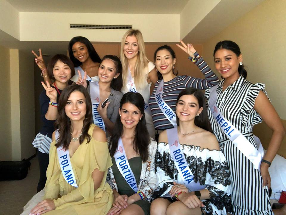 Road to Miss International 2018 - Official Thread - COMPLETE COVERAGE - Venezuela Won!! - Page 2 Thailand6