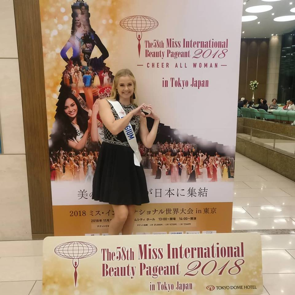 Road to Miss International 2018 - Official Thread - COMPLETE COVERAGE - Venezuela Won!! - Page 2 Thailand8
