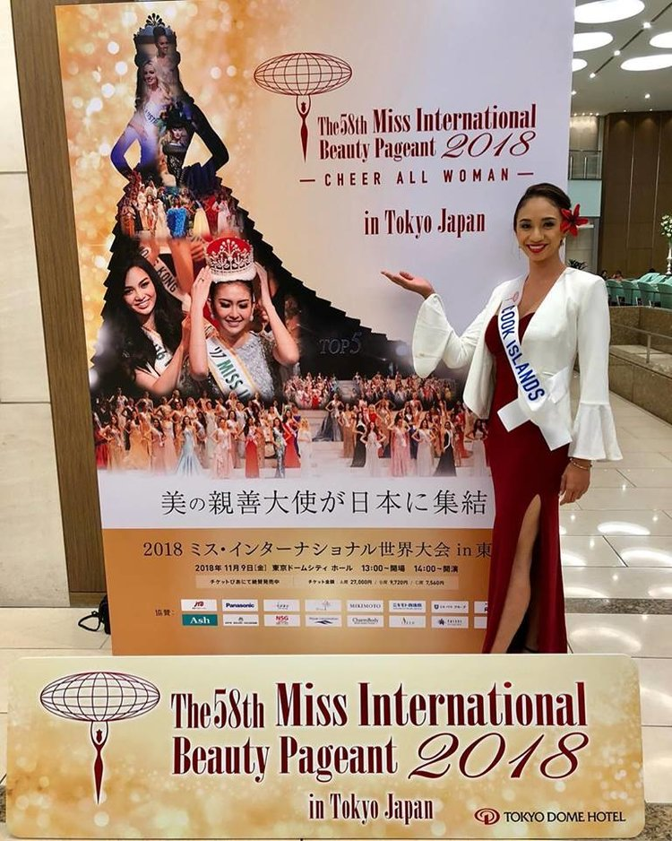 Road to Miss International 2018 - Official Thread - COMPLETE COVERAGE - Venezuela Won!! - Page 2 Thailand9