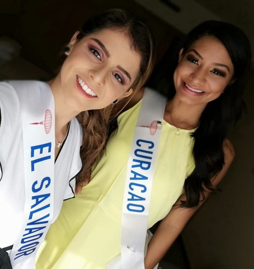 Road to Miss International 2018 - Official Thread - COMPLETE COVERAGE - Venezuela Won!! - Page 2 Thailand10