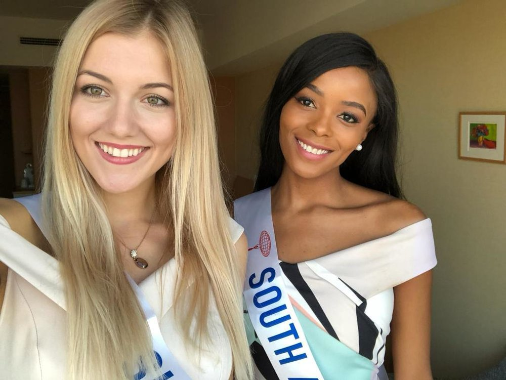 Slovakia and South Africa