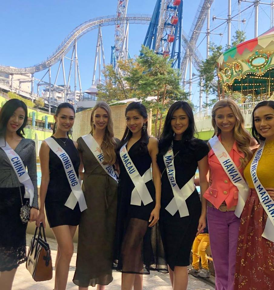 Road to Miss International 2018 - Official Thread - COMPLETE COVERAGE - Venezuela Won!! - Page 2 Thailand15