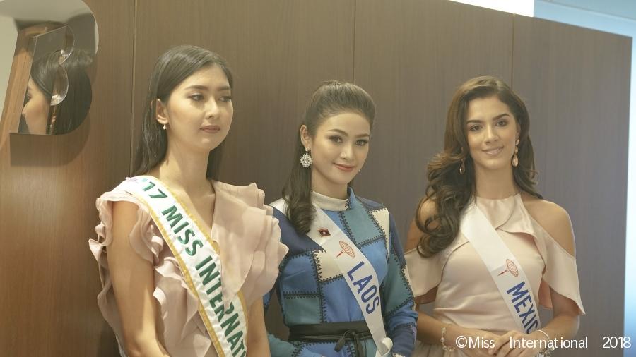 Miss International 2017, Laos, Mexico