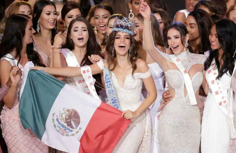 It´s time for Mexico! After 68 years, Mexico won its first Miss World title in Sanya, China, with Vanessa Ponce the Leon.