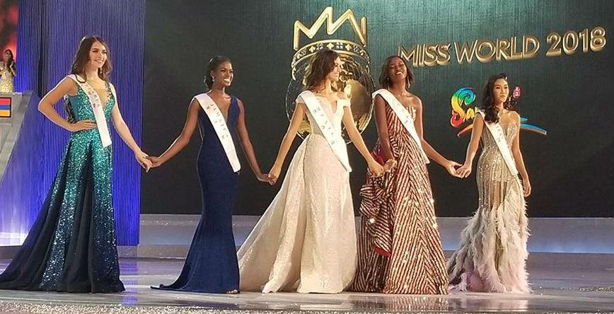 The Top 5: Belarus, Jamaica, Mexico, Uganda and Thailand.