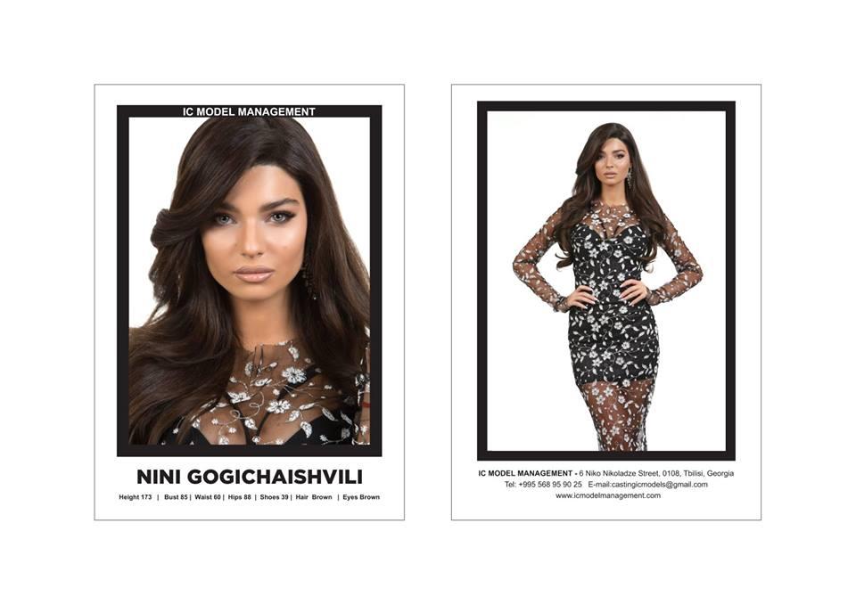 Miss World Georgia