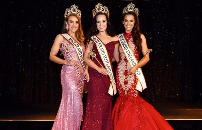 Miss Grand England, Scotland and Wales 2019 — Global Beauties