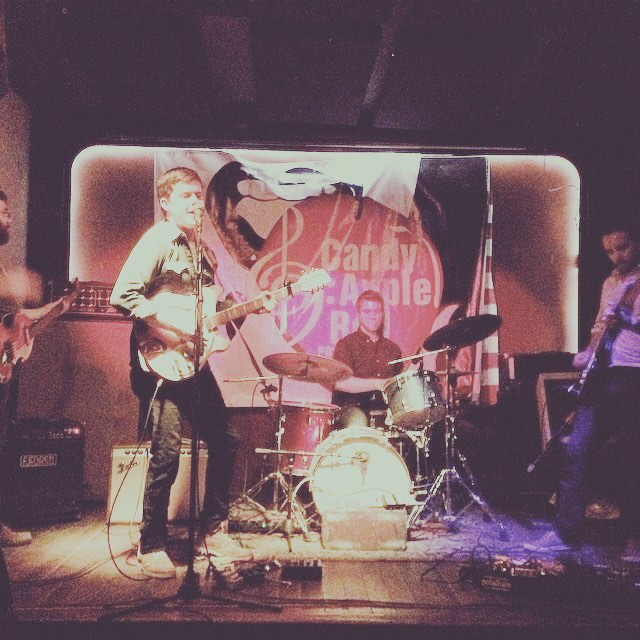 Throwback, starting to get psyched to play some shows in support of CANVAS  #newmusic #indierockband #indiemusic #band