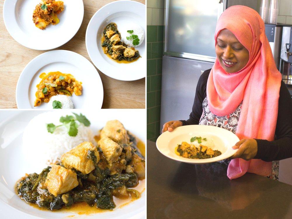Asma's Slow Cooked Lamb - 7.99