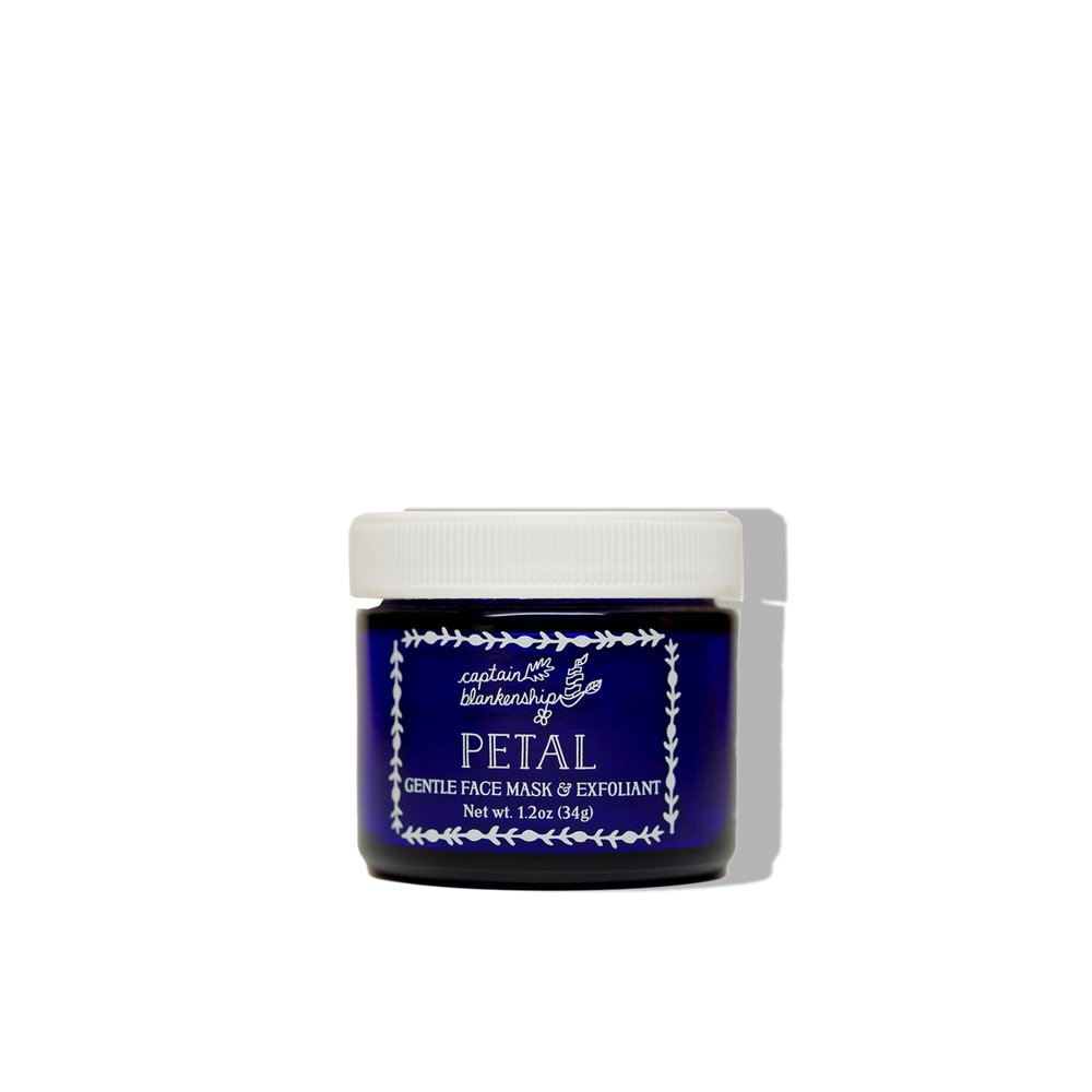 Captain Blankenship Petal Face Mask & Exfoliant  £25.00