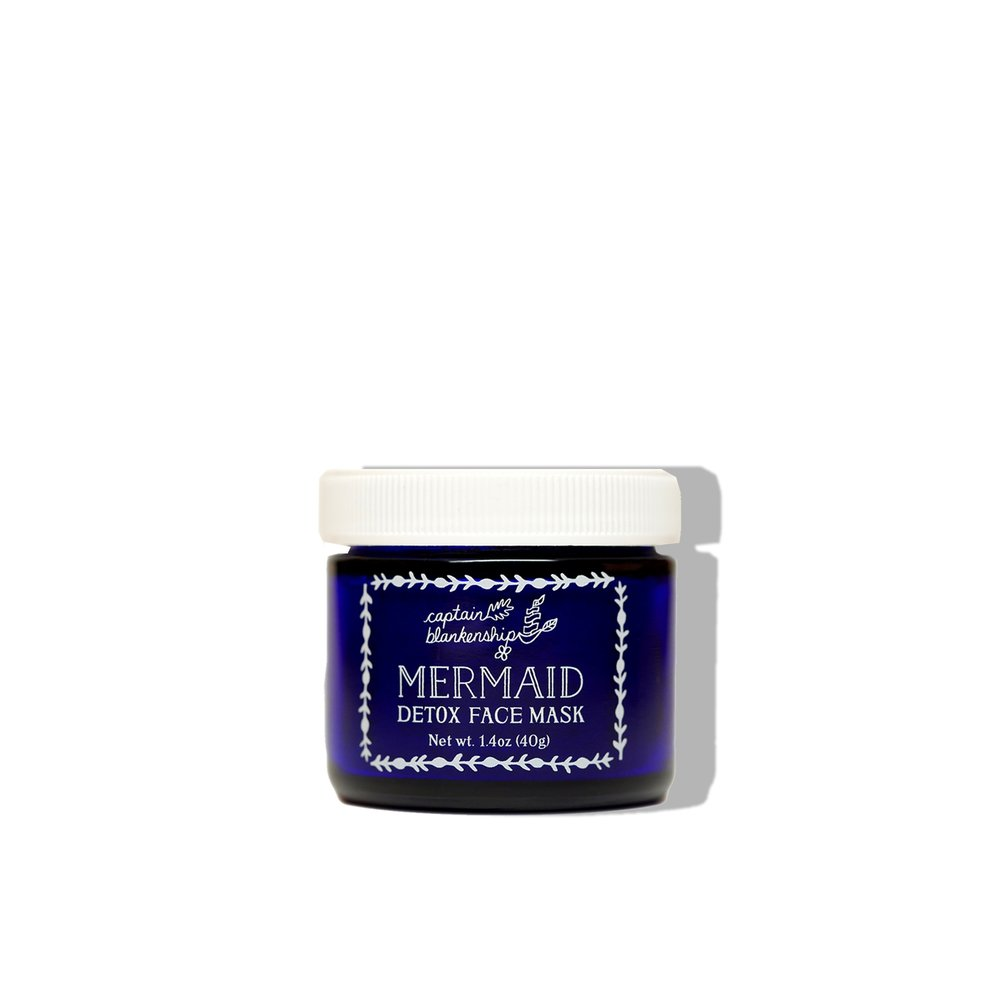 Captain Blankenship Mermaid Detox Face Mask £25.00