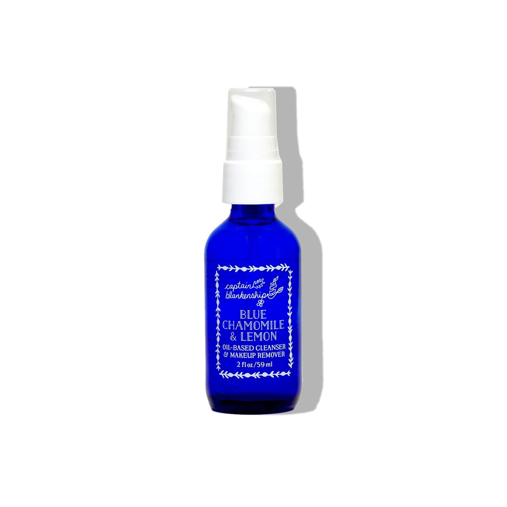 Captain Blankenship Blue Chamomile and Lemon Oil Face Oil  £28.00