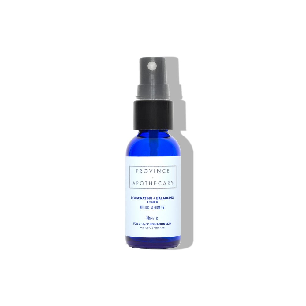 Province Apothecary Invigorating + Balancing Toner with Rose & Geranium