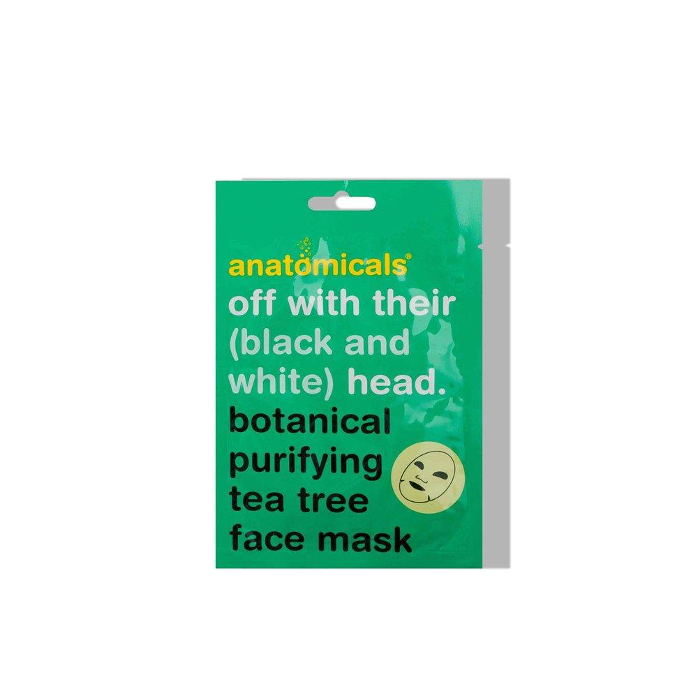 Anatomicals Botancal Sheet Mask Was £2 // Now £1