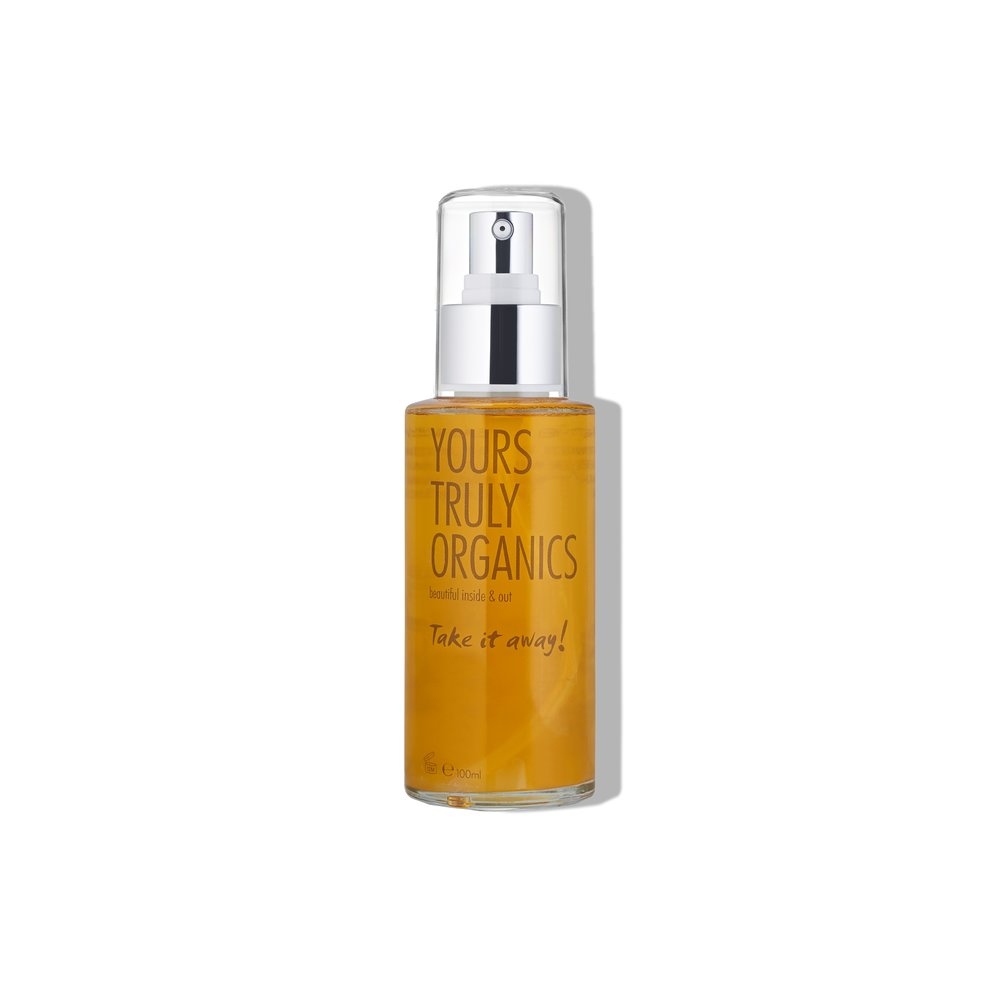 Yours Truly Organics   Take It Away Gel Cleanser  Was £22.00 //  Now £15.40