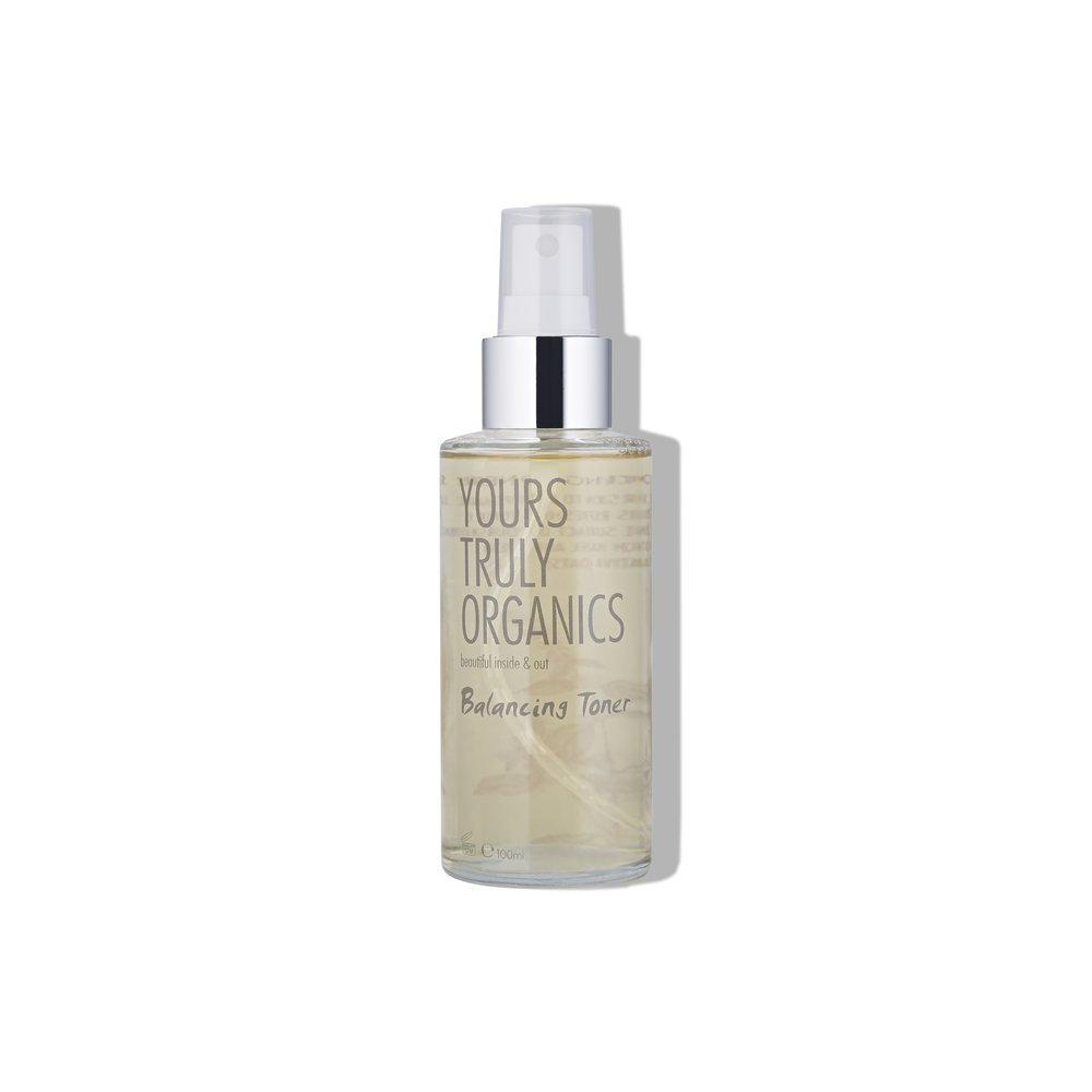 Yours Truly Organics   Balancing Toner  Was £19 //  Now £13.80