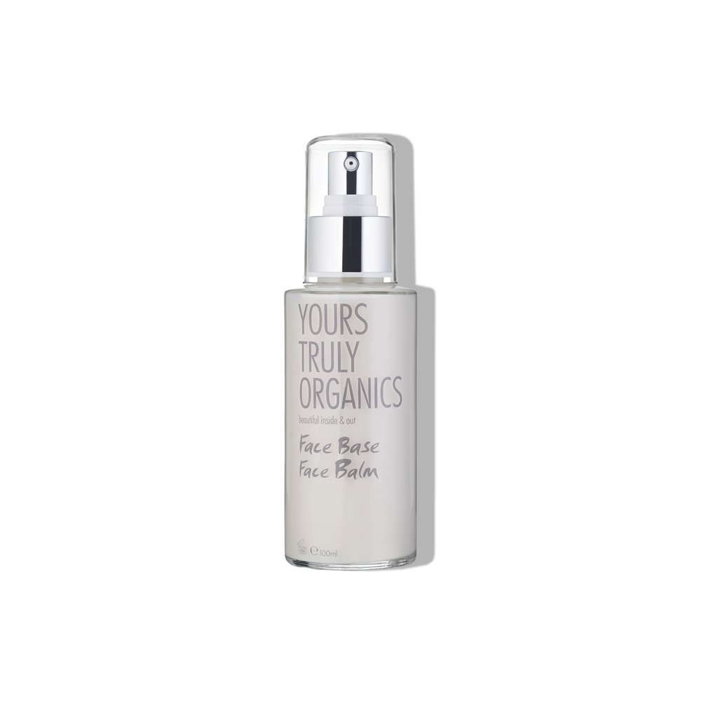 Yours Truly Organics   Face Base Face Balm  Was £25.00 //  Now £17.50