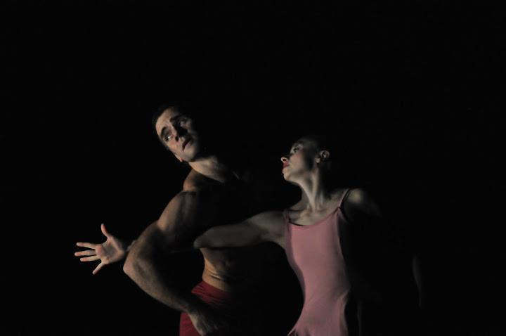 Performer     Brian Murphy and Stephanie Krise:  Experiencing performance in its greatest form