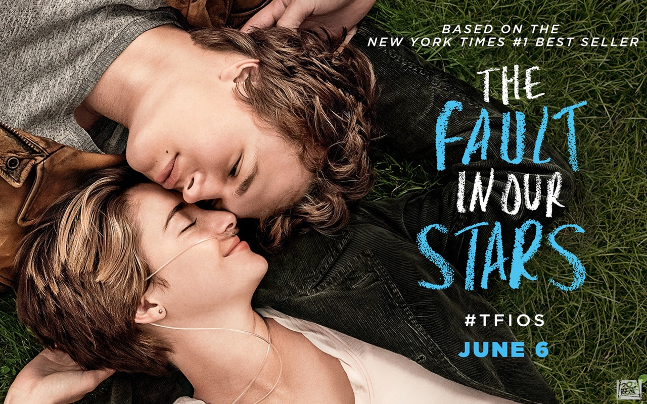 OR_The Fault in Our Stars 2014 movie Wallpaper 1280x800