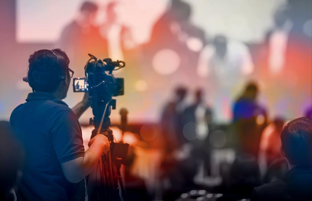 cadreur tournage cinéma