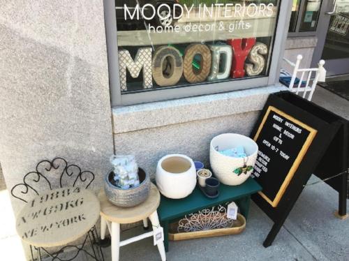 Moody Interiors