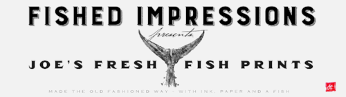 Fished Impressions