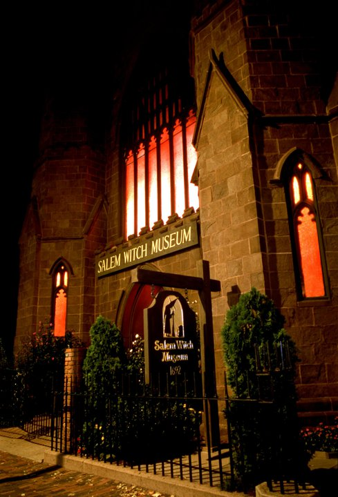 Salem Witch Museum — Creative Collective Business Program & Initiative
