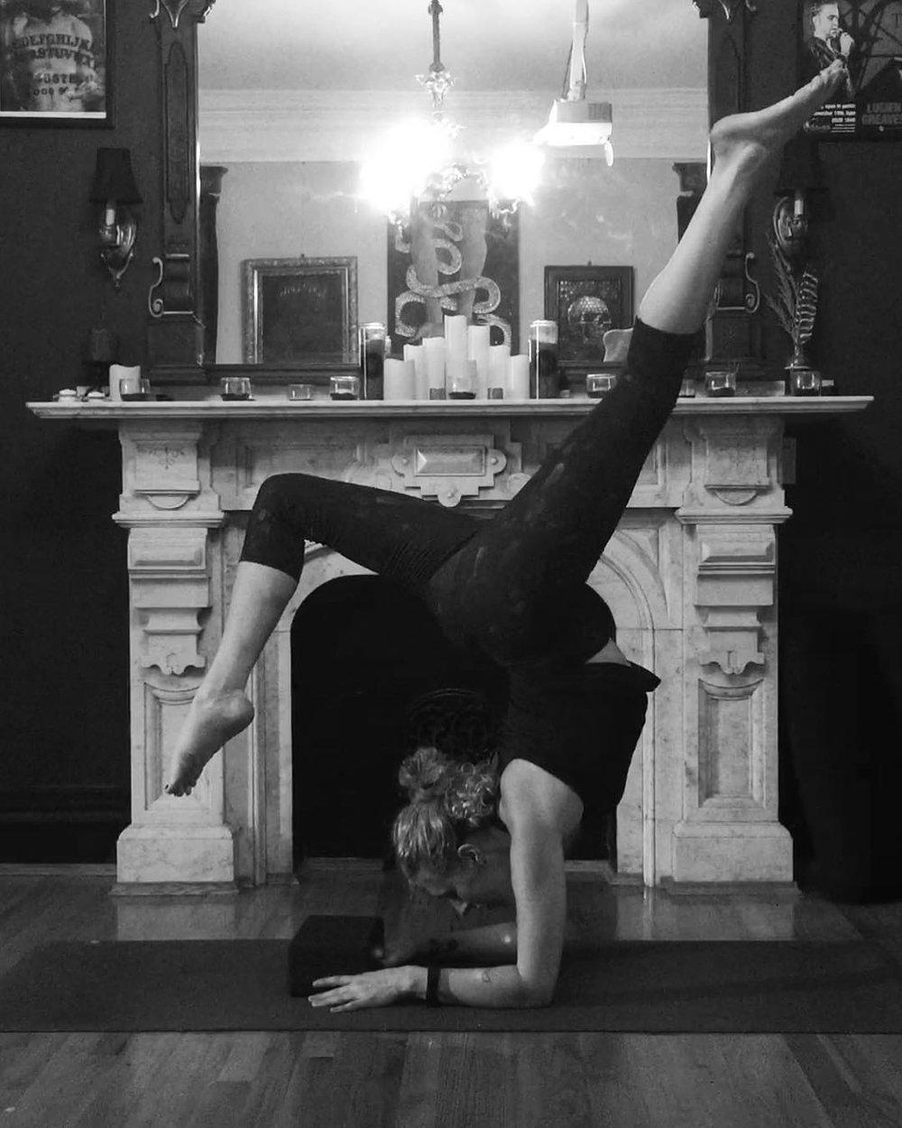 Meet The Member Black Widow Yoga Creative Collective