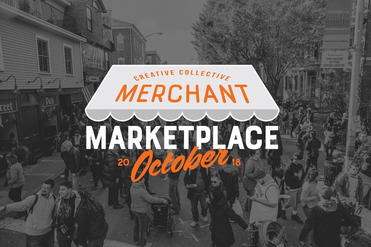 Creative Collective Merchant Marketplace: October in Salem
