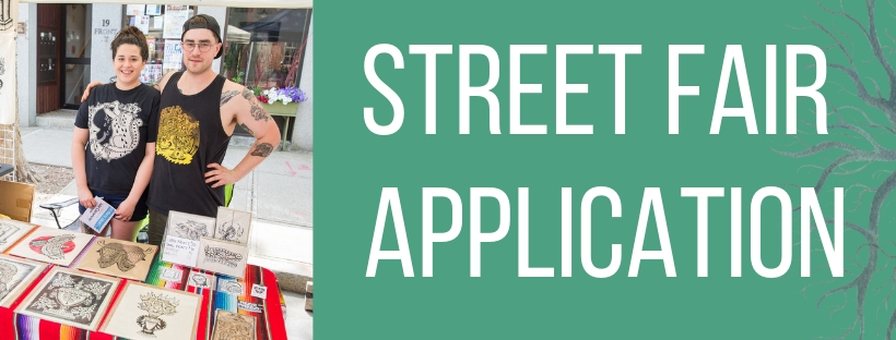 Salem Arts Festival Vendor Application