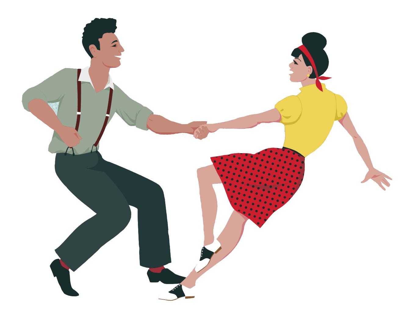 месяца твист танец картинка для то, чем