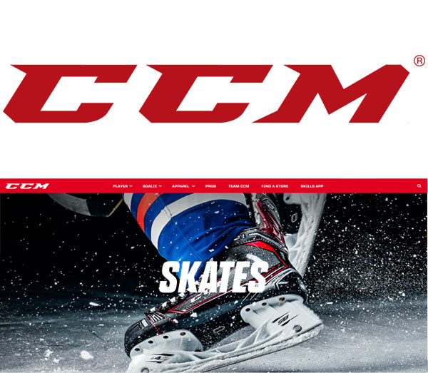 - Our xHockey Performance Team is excited to have CCM as partners in developing hockey players here in New Jersey.CCM is positioned as the largest hockey equipment manufacturer in the world.