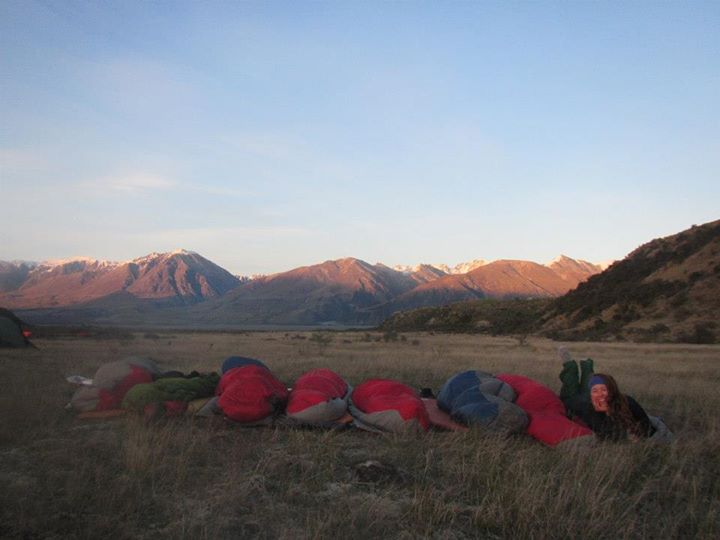 waking up in the wilderness - NOLS Blog & A Worthy Expedition: The History of NOLS