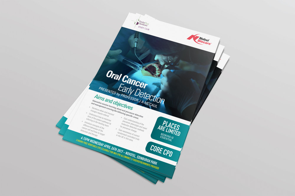 250 double-sided A5 flyers: £70 - Includes design, print and delivery.
