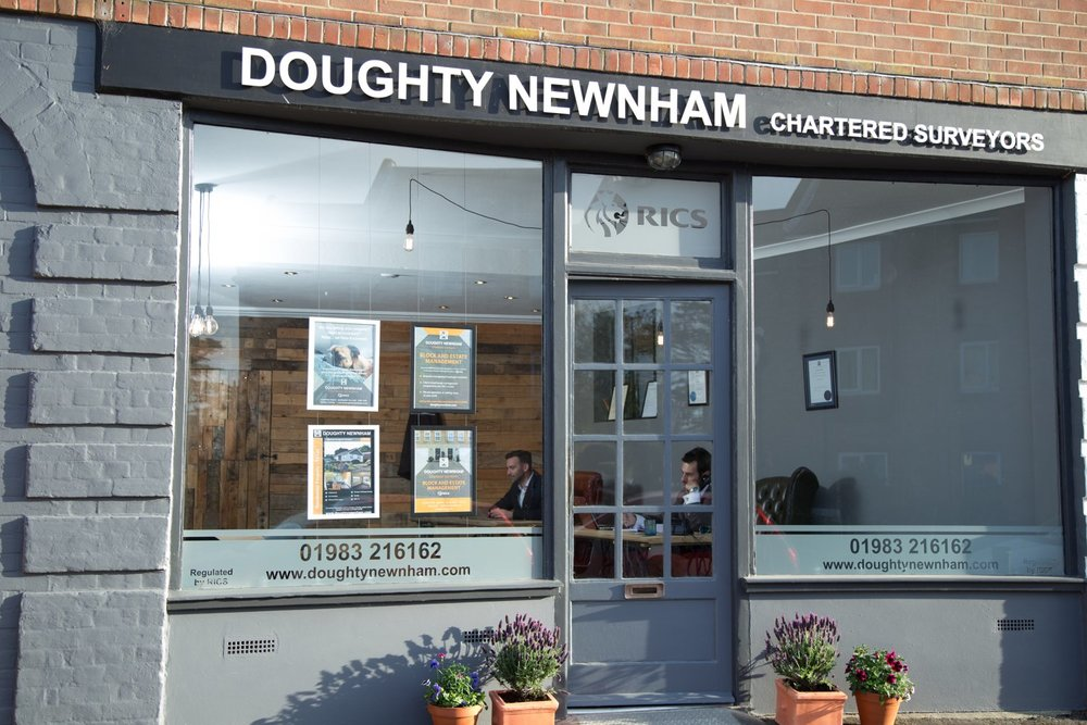 Doughty Newnham Cowes Isle of Wight