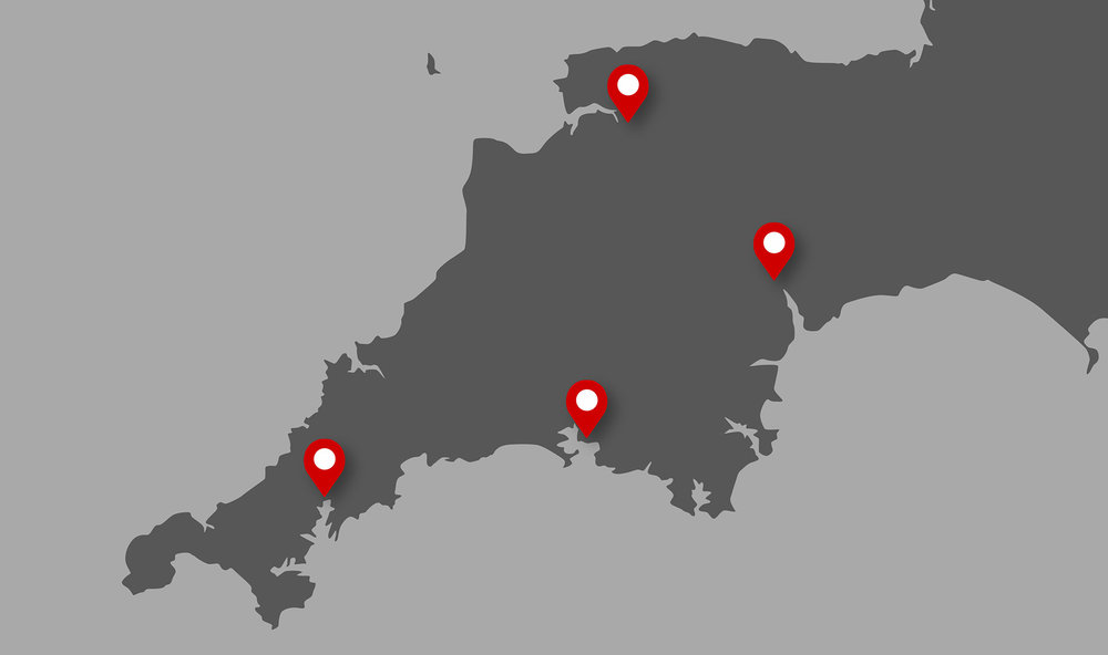 The South West - Building links across the REGION
