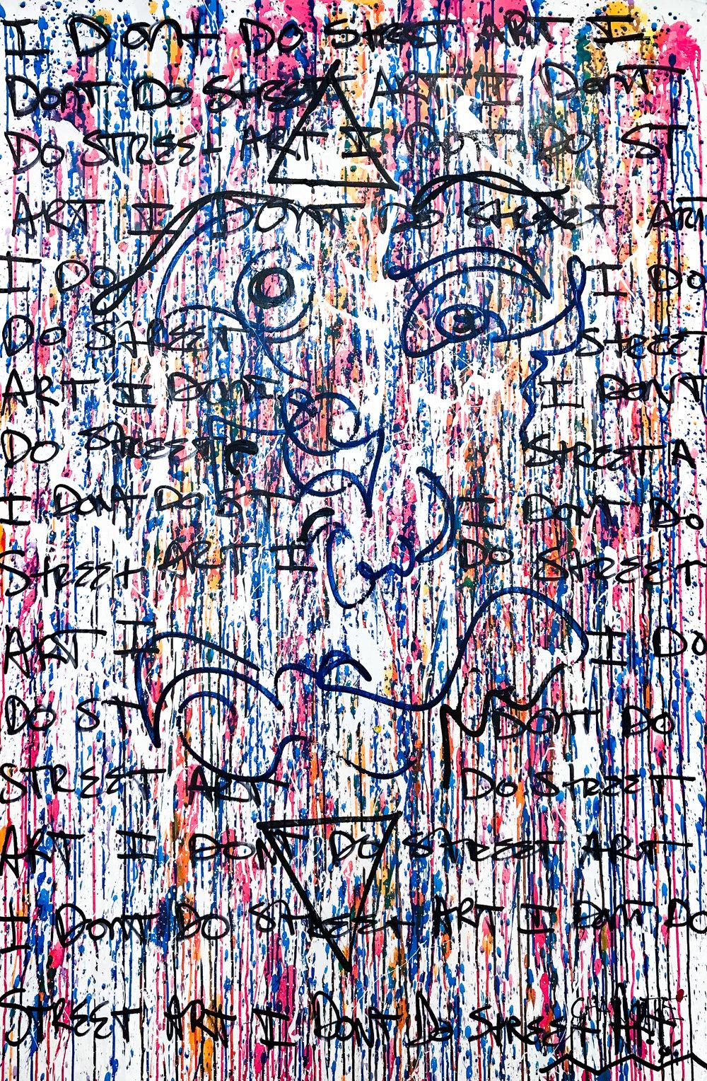I Don't Do Street Art - 72