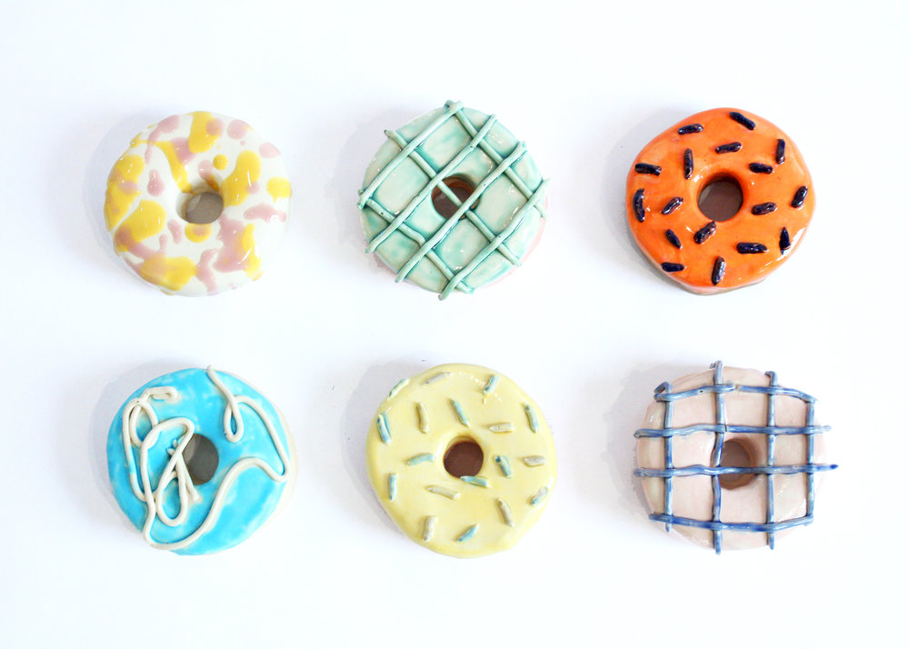 Assorted Donuts - Liv Antonecchia4.5