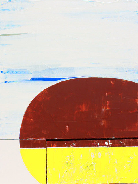 "Enough to go Around - 40"" x 30"" acrylic on canvas$1850"
