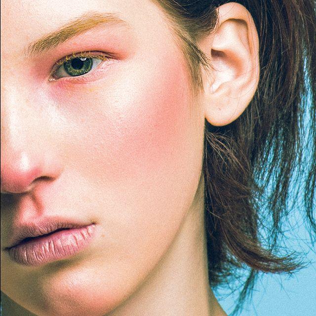 """""""Got flu"""" @vgxwmagazine  model Dasha Z @dnkmodels  muah @mityakova.life"""